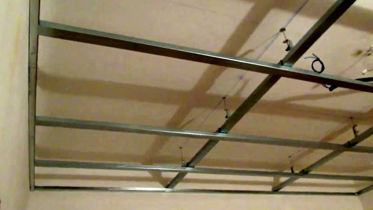 Come montare un soffitto in cartongesso | Tutto per Casa