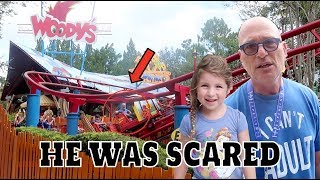 PAPA WAS SO SCARED | HOWIE MANDEL IS A BIG KID | FAMILY VACATION | LIFE WITH JACKIE FAMILY VLOGS
