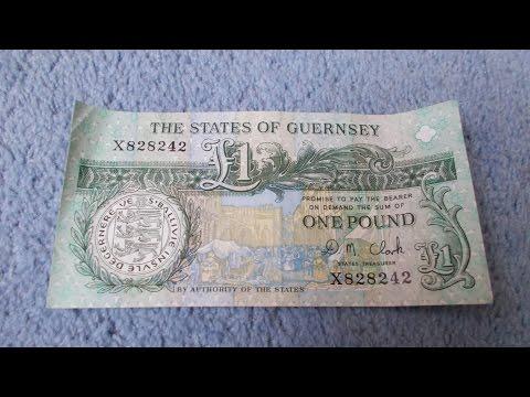 Guernsey Money!
