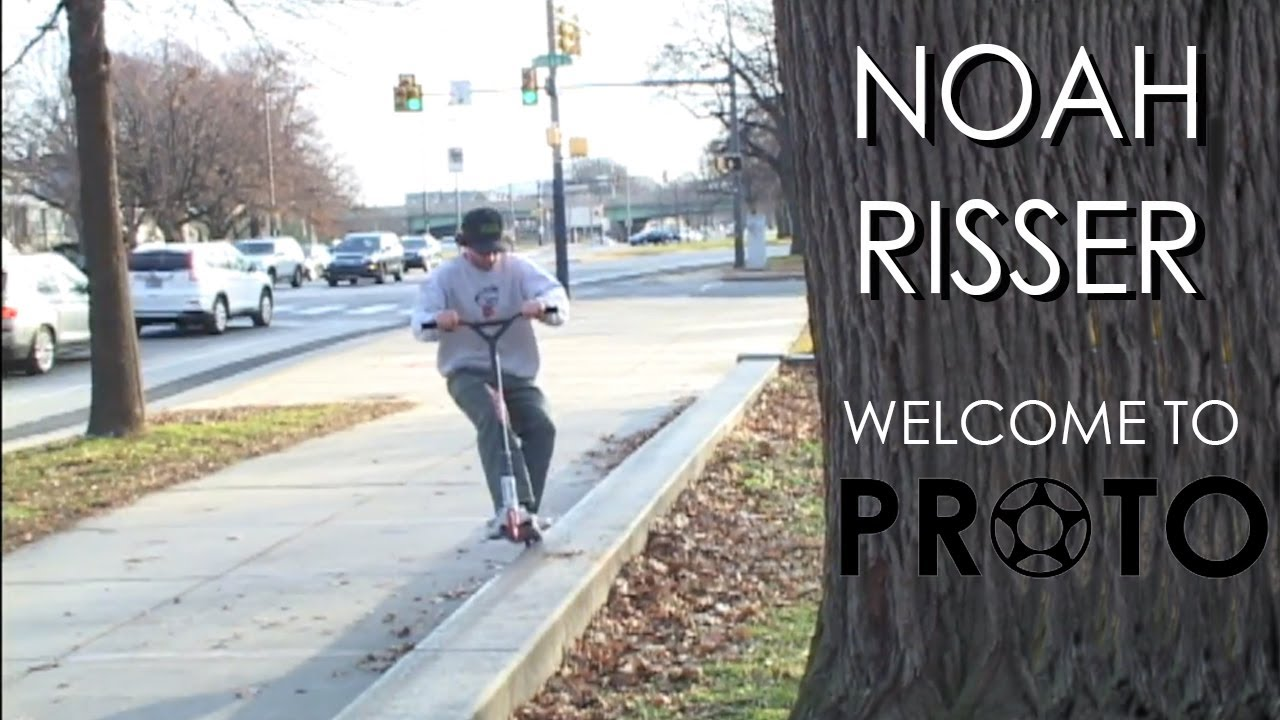 Noah Risser   Welcome to PROTO