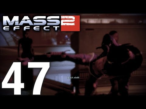 Mass Effect 2 W/Dallas Flett Episode Fourtyseven - Samaras Mission