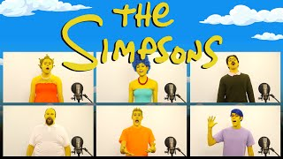 Repeat youtube video THE SIMPSONS THEME SONG ACAPELLA! (ft. Brizzy Voices)