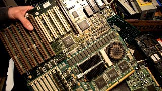 The DOS Machine Motherboard to Rule Them All?