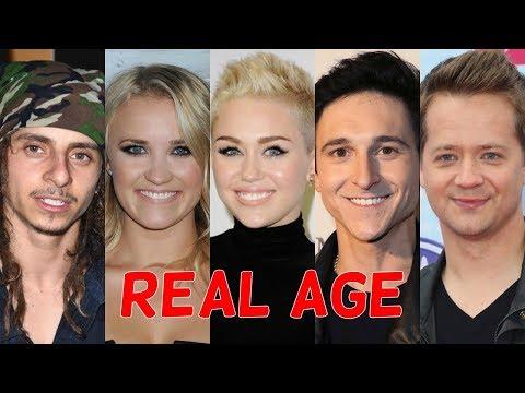 Hannah Montana Cast Real Age 2018 ❤ Curious TV ❤