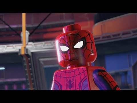 LEGO Marvel Superheroes 2 - 100% Free Play Walkthrough (All Minikits, Characters & Stan Lee)