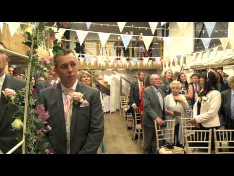 Olly and Dannii Wedding Highlights: 18th October 2014