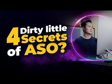 4 Dirty Little Secrets of App Store Optimization (ASO)