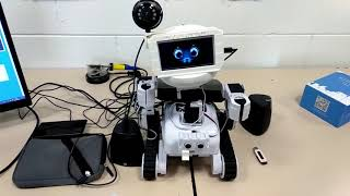 Video 3: PRESENTAZIONE DEL ROBOT PROGETTATO - BARBALBERO - IIS GAE AULENTI - BIELLA