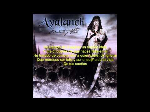 Avalach - La Prision De Marfil (Letra- Lyrics)