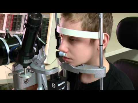 CTV News - CHEO Ophthalmology Clinic