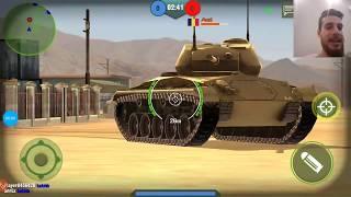 War Machine Tank Oyunu Seviye 1-2 İpuçları