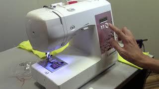 видео Швейная машинка Jaguar 594