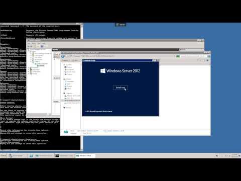 Upgrading A Windows Server 2008 R2 Domain Controller To Windows Server 2012