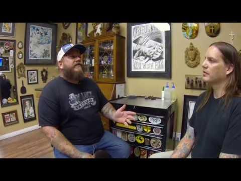 Interview with Rich Handford, Winnipeg Tattoo Convention
