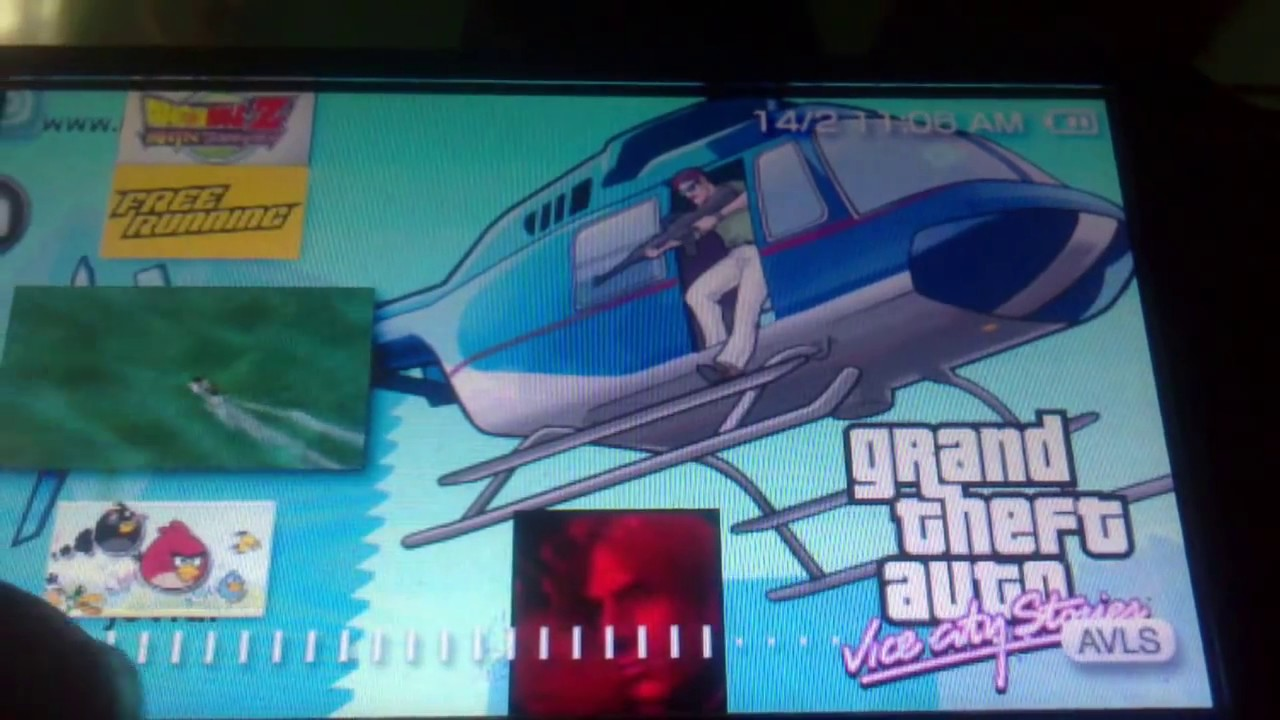 Grand Theft Auto - Vice City Stories (USA) ISO Download Links