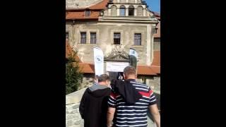 видео Замок Чоха (Czocha) или польская Бастилия, отзыв, фото