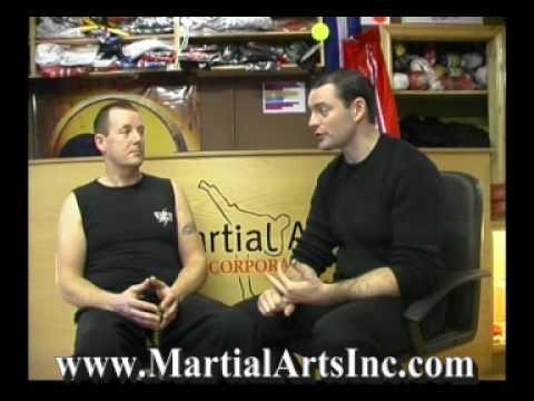 Sensei Declan Kidd Interview - Part 1 of 2