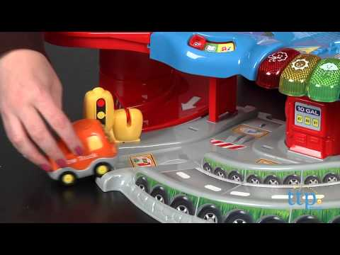 V Tech Garage : Go go smart wheels garage playset from vtech youtube