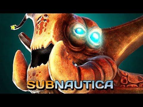 Subnautica Gameplay German #3-01 - Schwimmunterricht mit Monstern