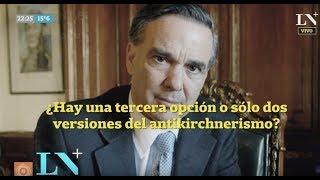 Entrevista a fondo con Miguel Ángel Pichetto, por Carlos Pagni