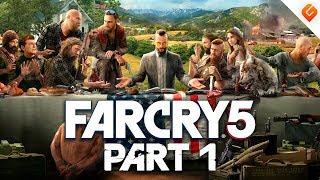 FAR CRY 5 Gameplay Walkthrough Part 1 - Meet the Father