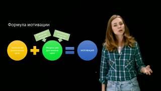Мотивация в обучении от Ани Стоговой