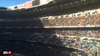 بالفيديو .. جماهير ريال مدريد تسب ثلاثي 'أزمة قادش' خلال مباراة غرناطة