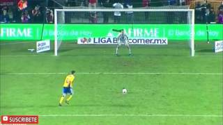 Penaltis América vs Tigres FINAL 2016