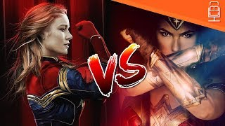 Captain Marvel Bigger Game Changed than Wonder Woman