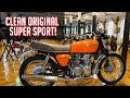 1976 Honda CB550 Super Sport