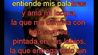 Ricardo Montaner solo con un beso con letra