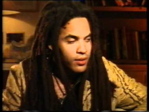 Lenny Kravitz BBC Ozone Interview 1993
