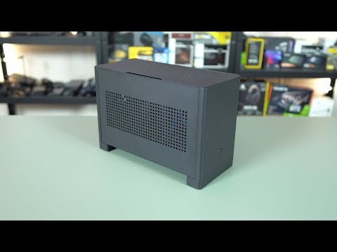 Nouvolo Steck Mini-ITX Case Review + Build