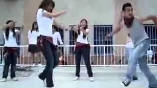 اجمل حفلة رقص في الجامعه