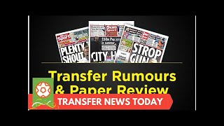 [Sports News] The transfer rumors on talkSPORT-Friday 19 January: Chelsea want to Dzeko, Sanchez sh