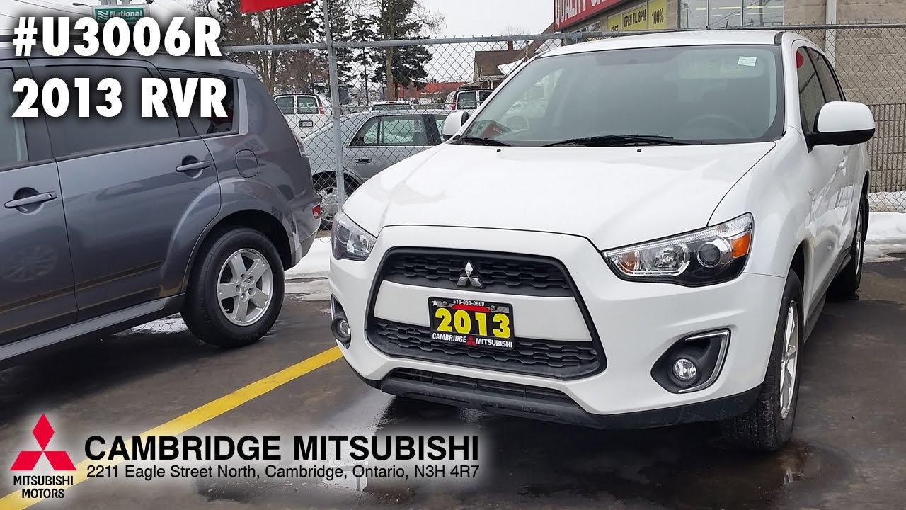 USED MITSUBISHI RVR UR Cambridge Mitsubishi Baha - Mitsubishi cambridge