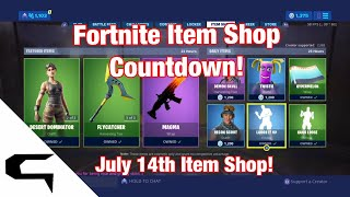 Gifting Skins!! FORTNITE ITEM SHOP COUNTDOWN July 14th item shop Fortnite battle royale