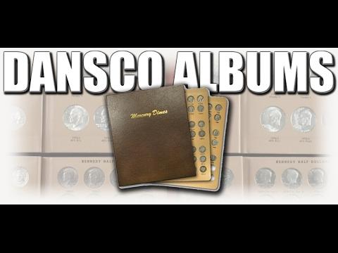 Peace & Presidential Dollar Dansco Album Update
