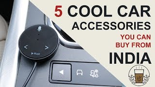 5 Car Accessories You Can Buy From India #2 | Desi Bit