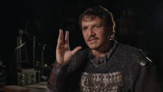 The Great Wall - Pedro Pascal - Own it Now on Digital HD & 5/23 on Blu-ray/DVD