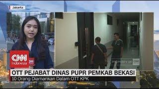 Video 10 Orang Diamankan, OTT Pejabat Dinas PUPR Pemkab Bekasi I Live Report download MP3, 3GP, MP4, WEBM, AVI, FLV Oktober 2018