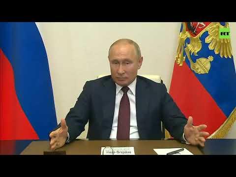 Как в 1945-м: Путин назначил даты проведения парада Победы и шествия «Бессмертного полка»