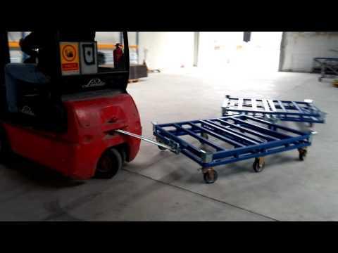 Canves Vagon - Taşıma Arabaları ve Konveyörler 5