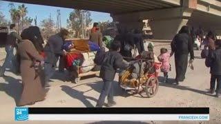 هل سيتم إيصال مساعدات إنسانية إلى شرق حلب وإخلاء المدنيين منها؟