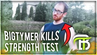 OpTic Strength: BIGTYMER KILLS FIT TEST!