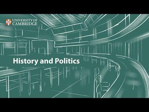 History and Politics at Cambridge