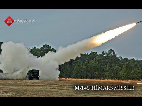Kilis'e yerleştirilecek M-142