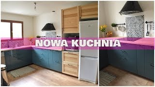 PROJEKT RENO #5 NOWA KUCHNIA IKEA | Lavendova