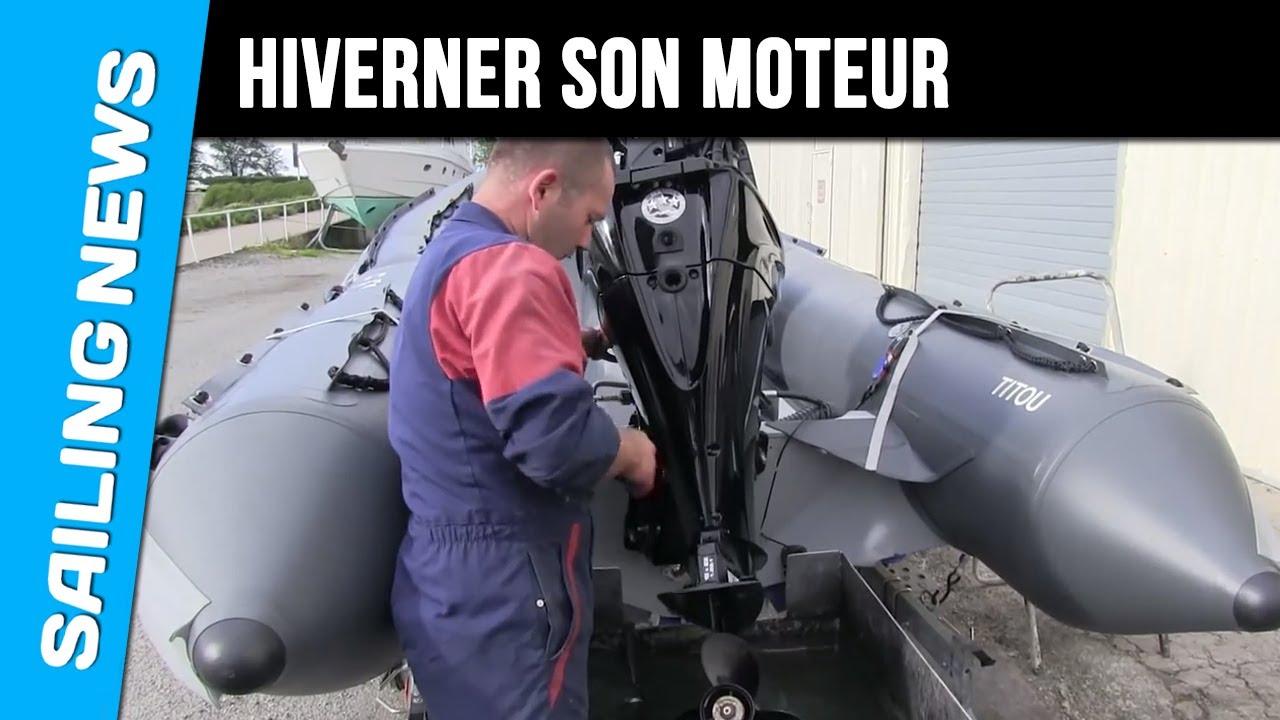 Comment hiverner son moteur hors bord uship youtube for Housse moteur hors bord mercury