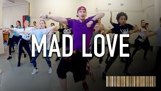 MAD LOVE by Sean Paul, David Guetta, Becky G | Beginner Dance CHOREOGRAPHY